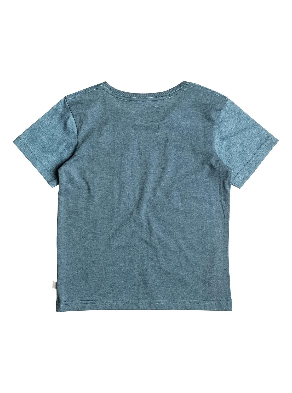 Faded Time Pocket T Shirt Eqkkt03094 Quiksilver