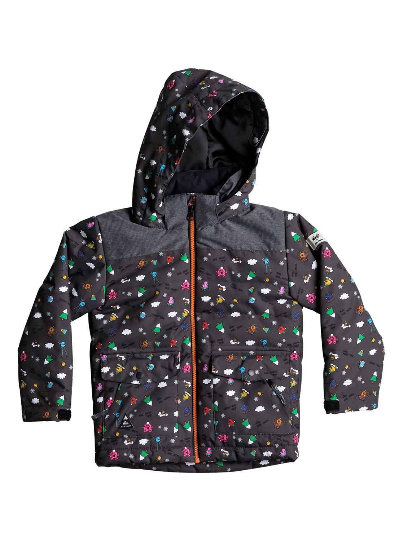 Сноубордическая куртка Mr Men Edgy EQKTJ03005