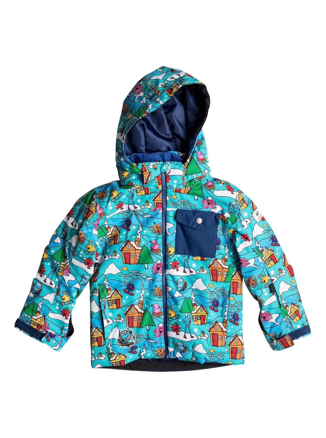 Сноубордическая куртка Mr Men Little Mission куртка quiksilver mission irishplaid ins jacket irishplaid