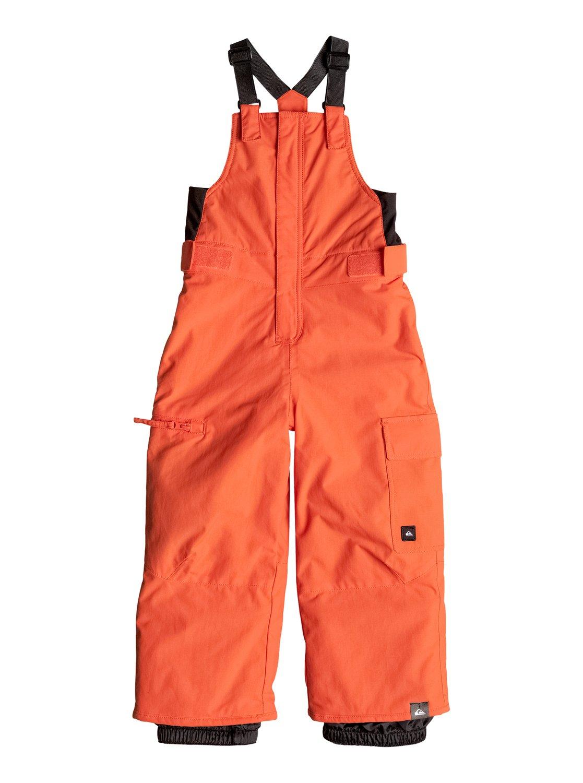 Сноубордические штаны-комбинезон Boogie