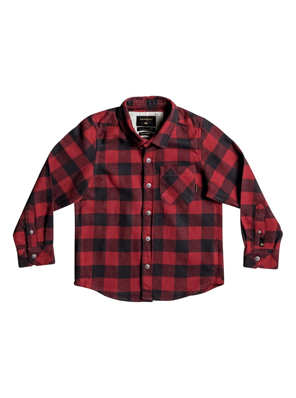 Рубашка с длинным рукавом Motherfly Flannel<br>