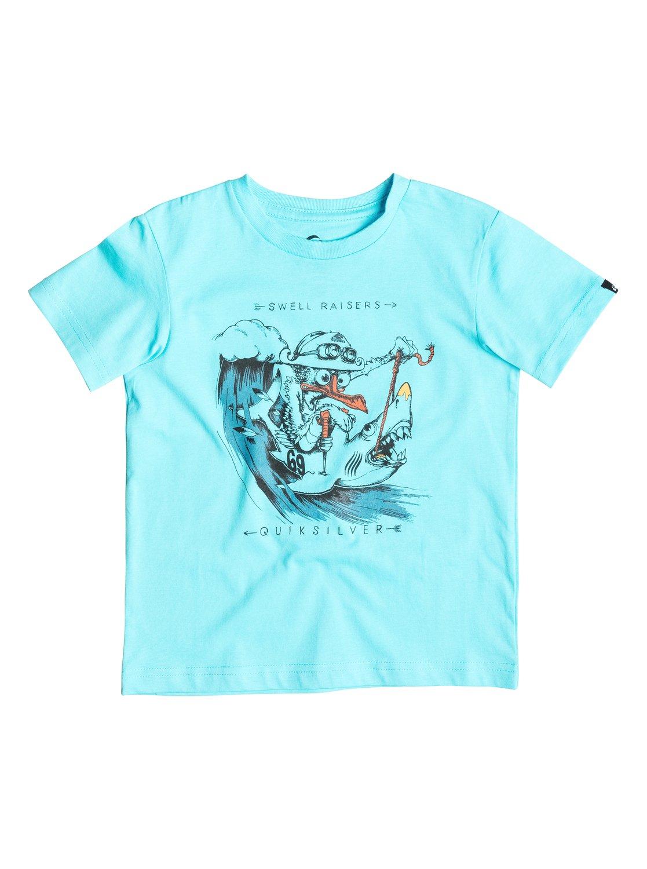 classic seagull raise t shirt eqkzt03050 quiksilver. Black Bedroom Furniture Sets. Home Design Ideas