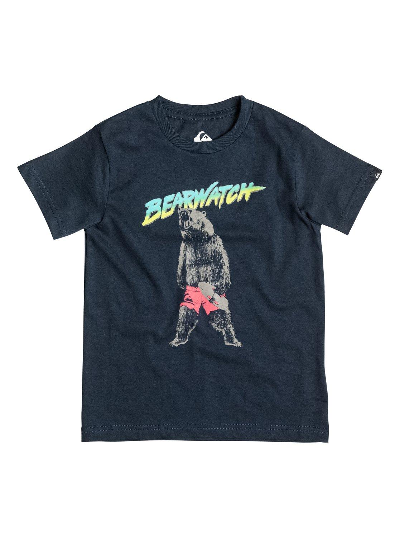 Boy's Classic Bearwatch T-Shirt от Quiksilver