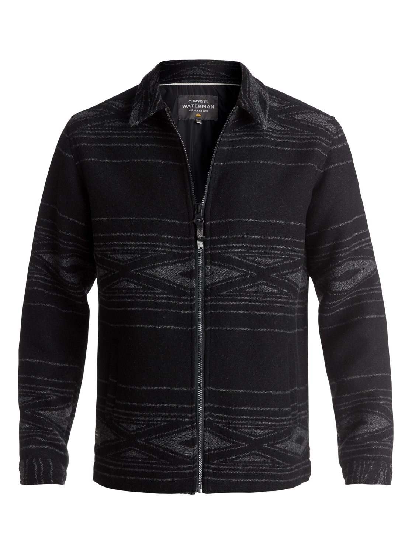Waterman Salina Cruz - Veste en laine zippée pour Homme - Quiksilver