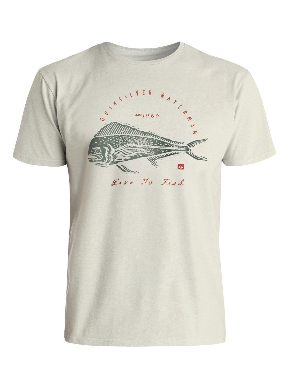 Футболка Live To Fish&amp;nbsp;<br>