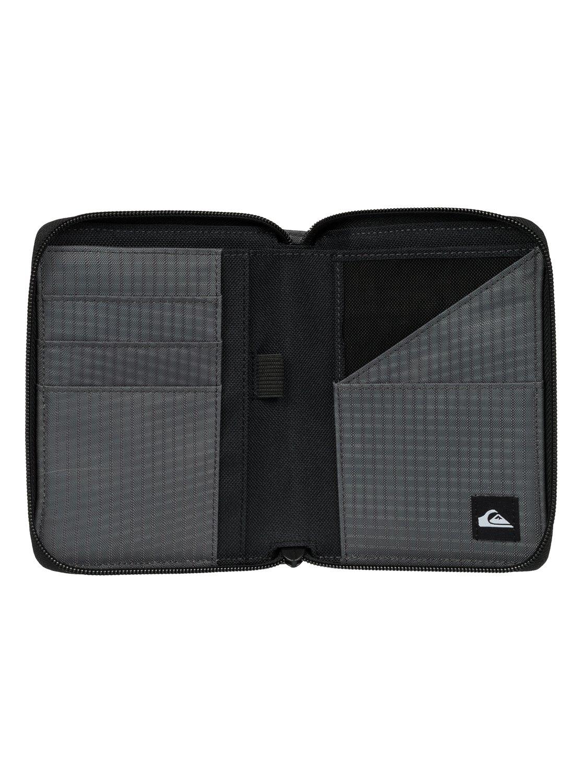 quik travel porte passeport eqyaa03235 quiksilver. Black Bedroom Furniture Sets. Home Design Ideas