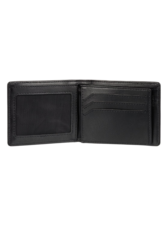 mack portefeuille en cuir eqyaa03312 quiksilver. Black Bedroom Furniture Sets. Home Design Ideas