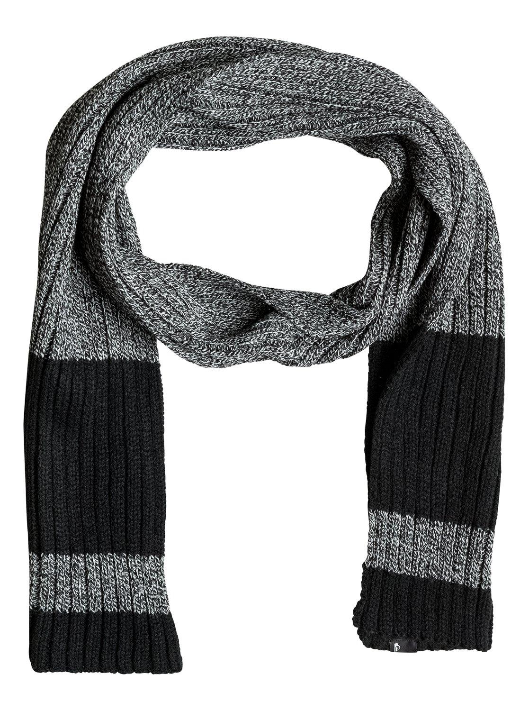 Вязаный шарф Two Tone quiksilver шарф