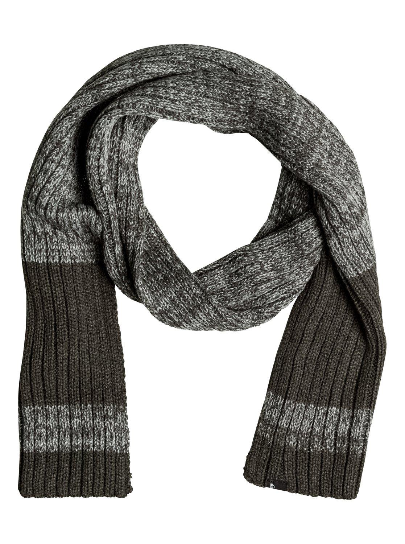 Вязаный шарф Two Tone