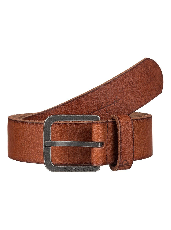 Slim - Leather Belt<br>