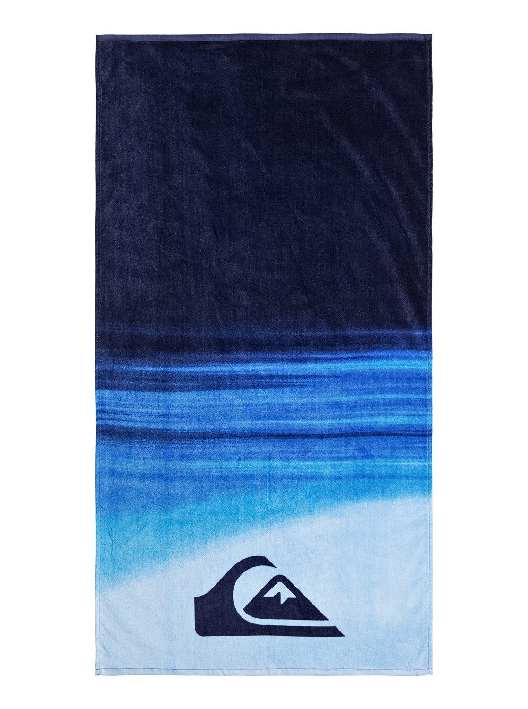 Merveilleux 0 Freshness Beach Towel Blue EQYAA03602 Quiksilver