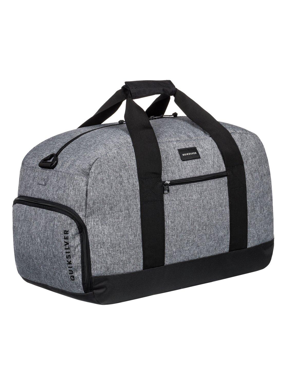 1 Medium Shelter 43 L - Medium Duffle Bag Grey EQYBL03096 Quiksilver 4ec385bf9c736