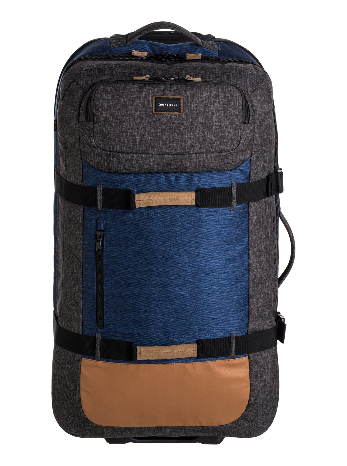 Reach 110L Large Wheeled Suitcase EQYBL03099 | Quiksilver