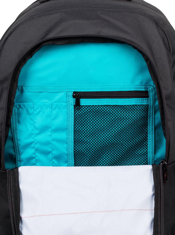 Quiksilver-Schoolie-Medium-Backpack-Mochila-Mediana-Hombre