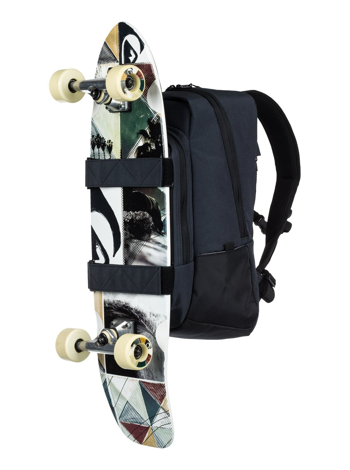 skate sac dos de skate eqybp03335 quiksilver. Black Bedroom Furniture Sets. Home Design Ideas