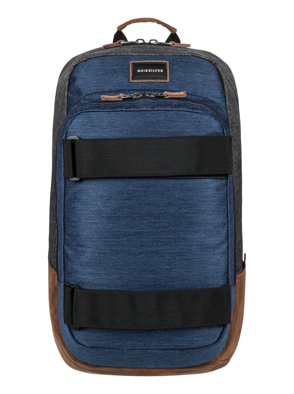 skate 20l sac dos de skate 3613373027702 quiksilver. Black Bedroom Furniture Sets. Home Design Ideas