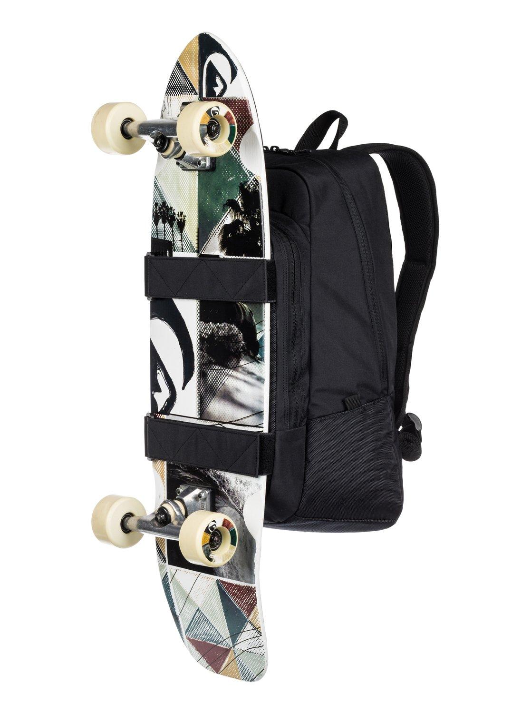 skate 20l sac dos de skate 3613373026019 quiksilver. Black Bedroom Furniture Sets. Home Design Ideas