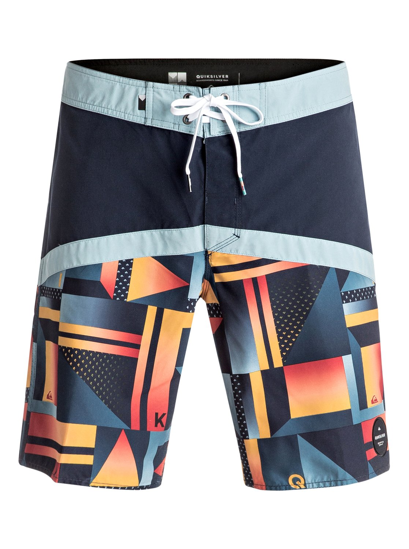 check crypt vee 19  board shorts