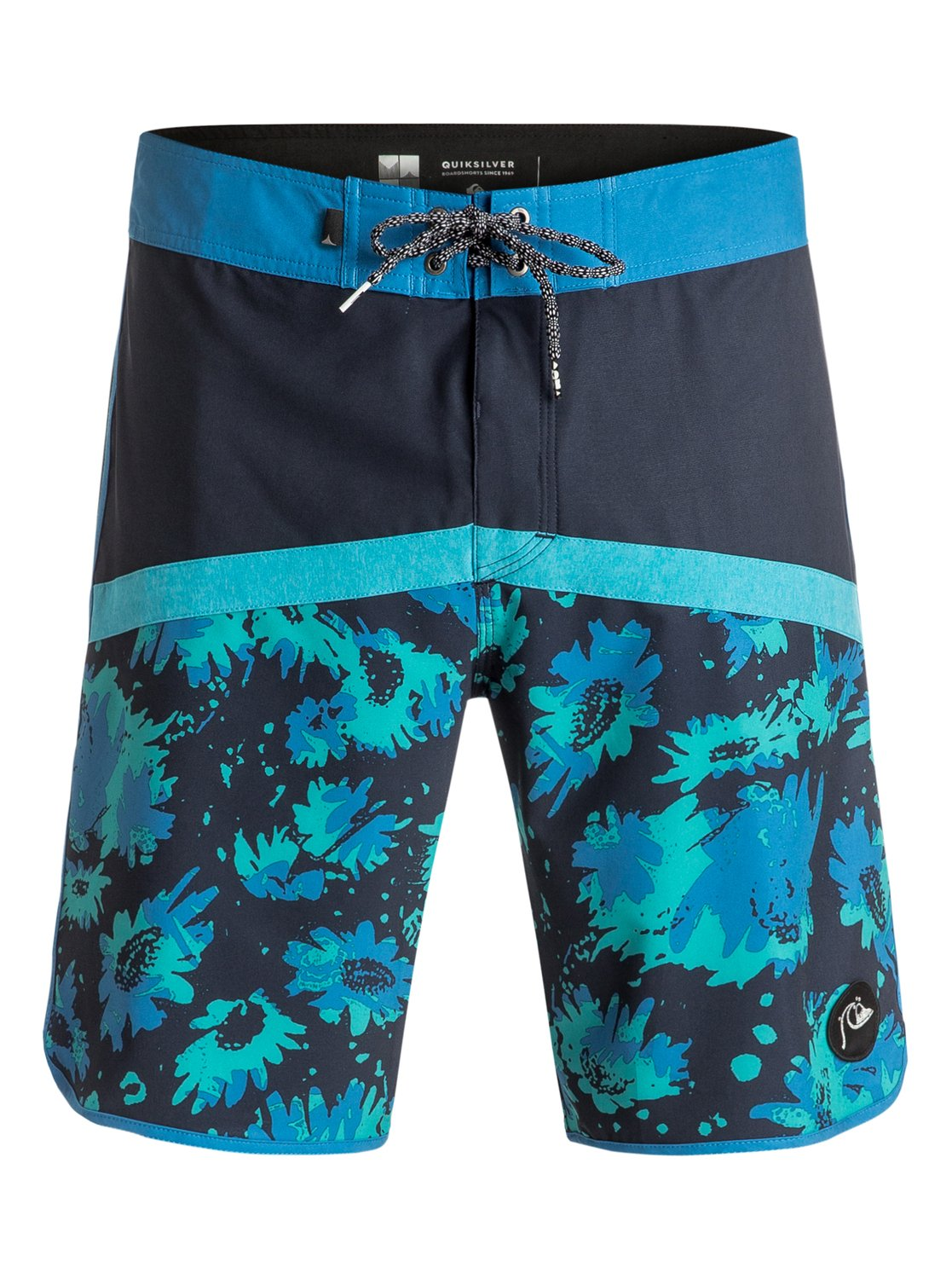 Crypt Scallop 20 Quot Boardshorts Eqybs03600 Quiksilver