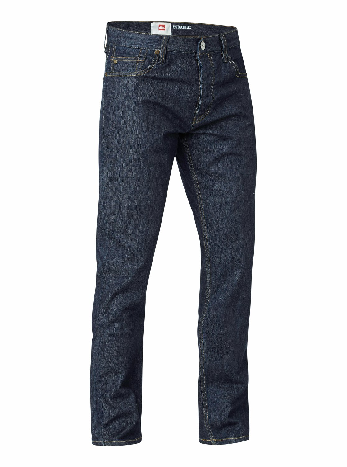 kracker brushed rinse straight tapered fit jeans 32 inseam eqydp03005 quiksilver. Black Bedroom Furniture Sets. Home Design Ideas
