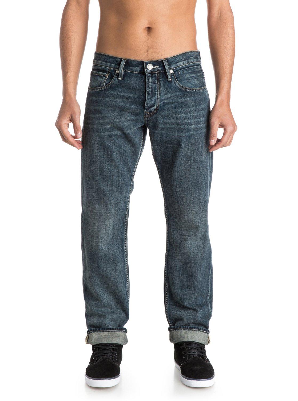 shd sequel vintage cracked 32 jeans eqydp03094 quiksilver. Black Bedroom Furniture Sets. Home Design Ideas