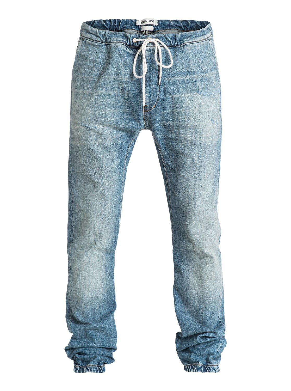 Original  Crave Fame Womens Knit Denim Joggers 243254807  Pants Amp Joggers