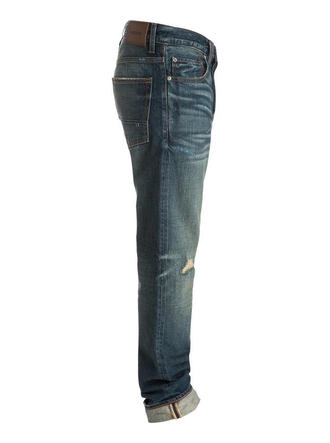 kracker oldest 32 straight tapered fit jeans eqydp03126 quiksilver. Black Bedroom Furniture Sets. Home Design Ideas