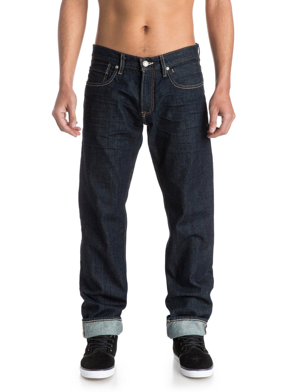 sequel rinse 32 regular fit jeans eqydp03153 quiksilver. Black Bedroom Furniture Sets. Home Design Ideas
