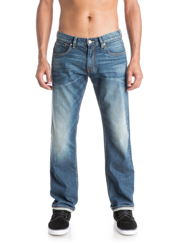 sequel medium blue 32 regular fit jeans eqydp03169. Black Bedroom Furniture Sets. Home Design Ideas