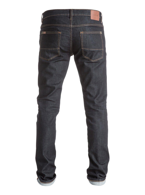 distorsion rinse 32 slim fit jeans eqydp03170 quiksilver. Black Bedroom Furniture Sets. Home Design Ideas