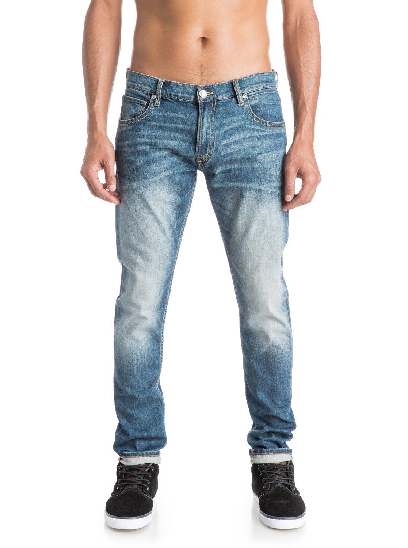 zeppelin medium blue 34 skinny jeans eqydp03214. Black Bedroom Furniture Sets. Home Design Ideas