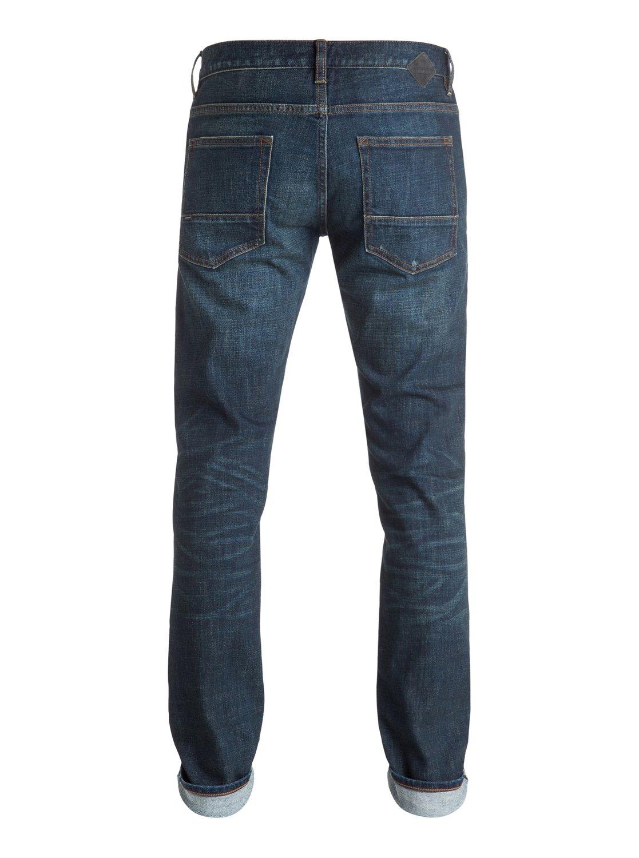distorsion agy blue 32 slim fit jeans 3613371999049. Black Bedroom Furniture Sets. Home Design Ideas