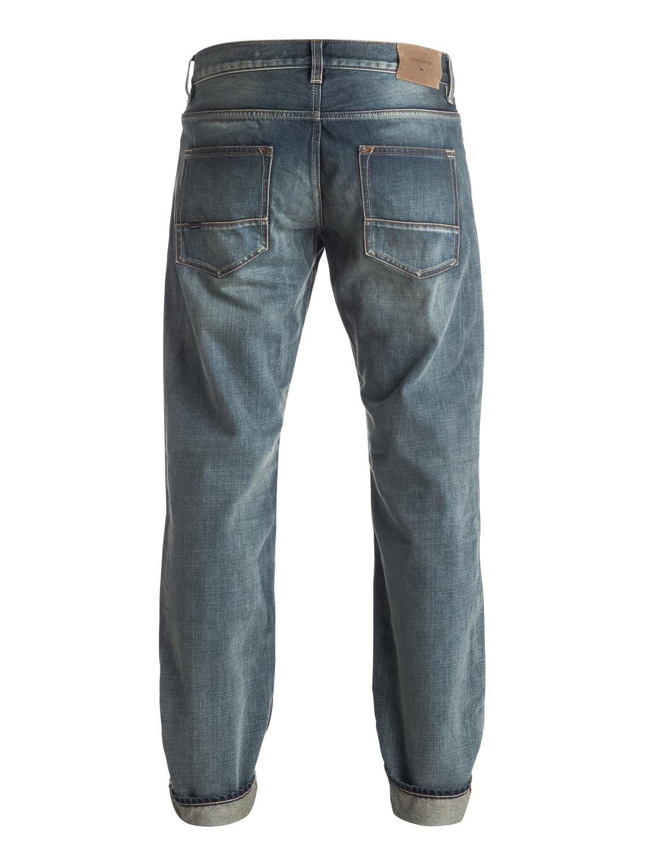 sequel vintage cracked 34 regular fit jeans eqydp03294. Black Bedroom Furniture Sets. Home Design Ideas