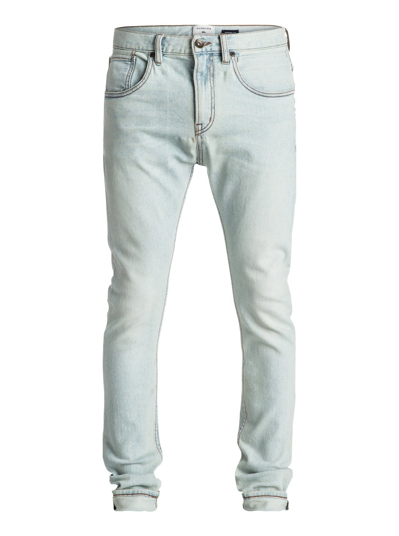 Low Bridge Bleached - Skinny Jeans EQYDP03306 | Quiksilver