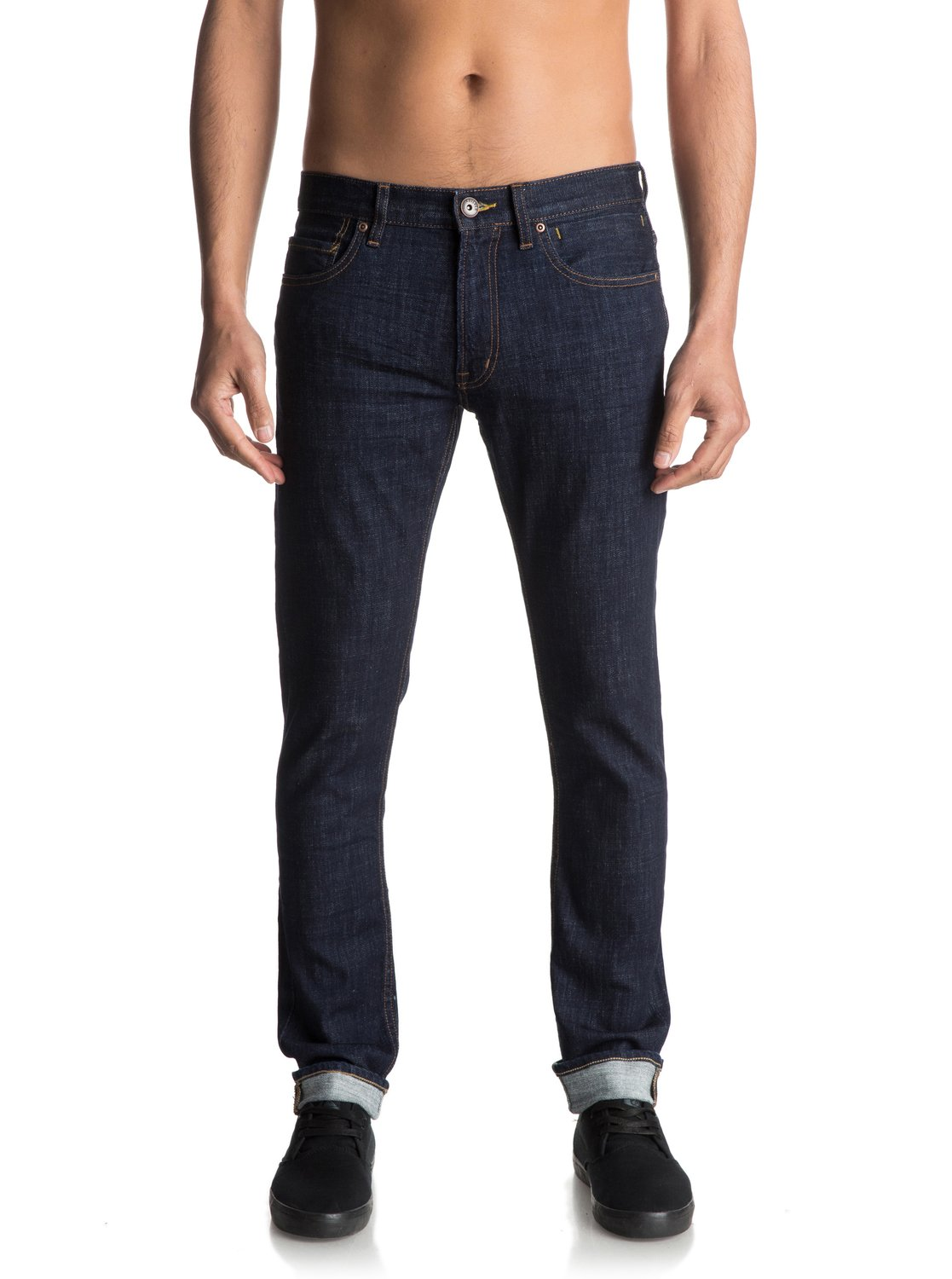 Shop our signature men's slim fit jeans at J Brand. The Tyler slim jean comes in various washes for a stylish look with any outfit. Check it out today!