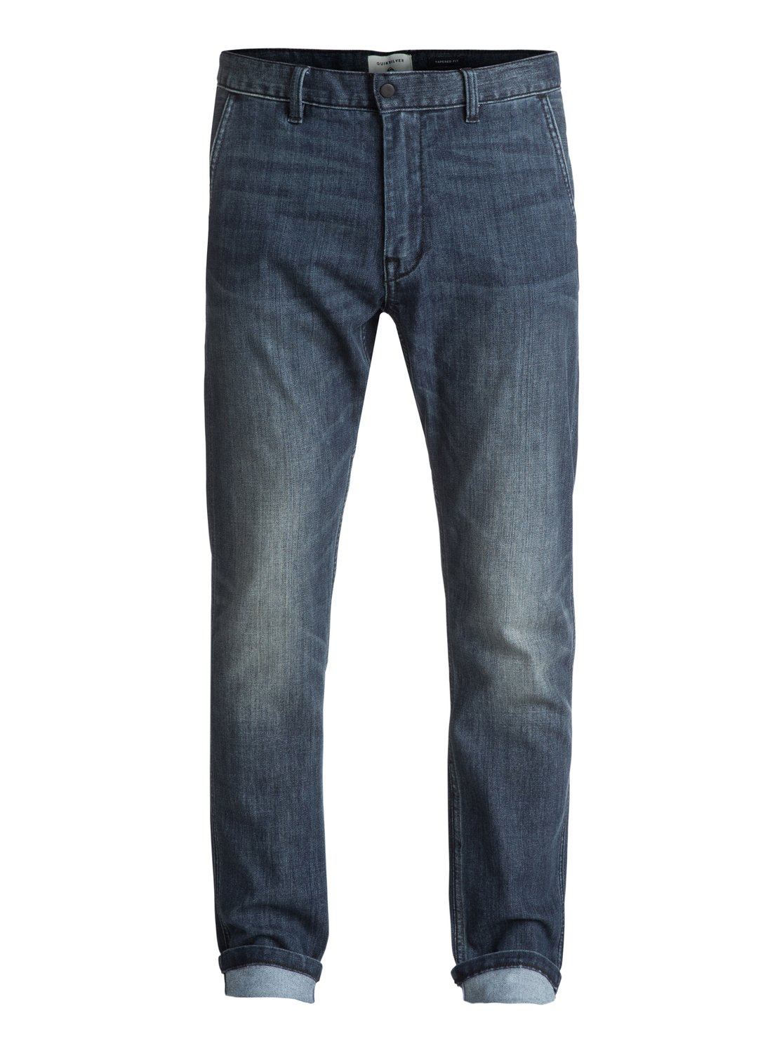 Athletic Coolmax - jean coupe tapered pour homme - quiksilver