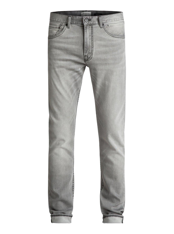 Distorsion Iron - jean slim pour homme - quiksilver