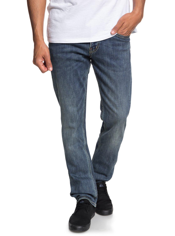 8b50ac870239a Men's Revolver Medium Blue Straight Fit Jeans