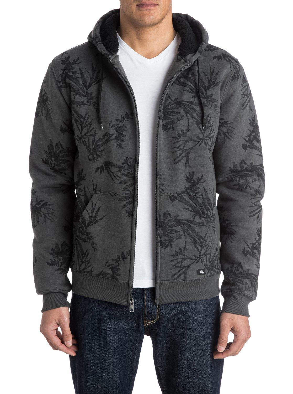 quiksilver veste doublee sherpa homme les vestes la mode sont populaires partout dans le monde. Black Bedroom Furniture Sets. Home Design Ideas