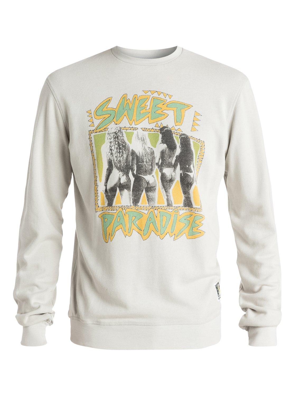 Paradise Crew - Sweatshirt pour homme - Quiksilver