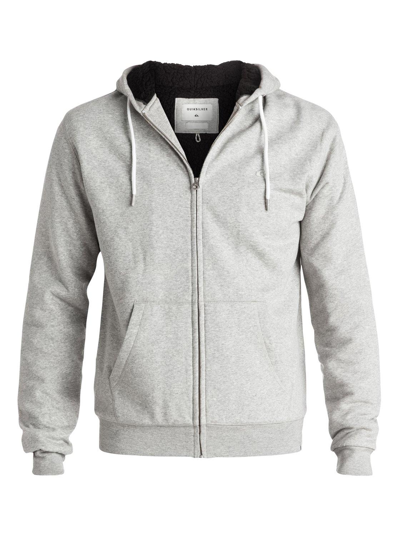 Zipper hoodies