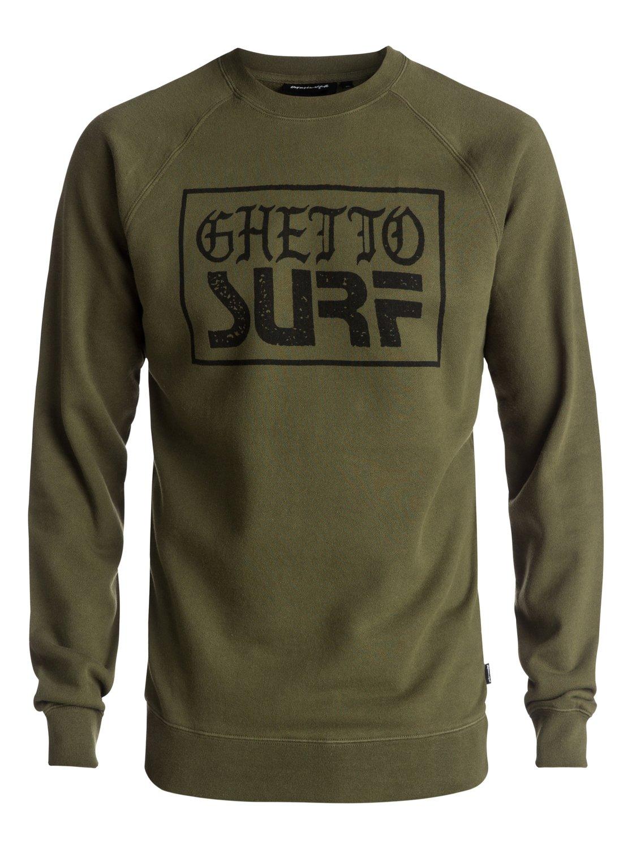 Ghetto Surf - Sweat pour Homme - Quiksilver