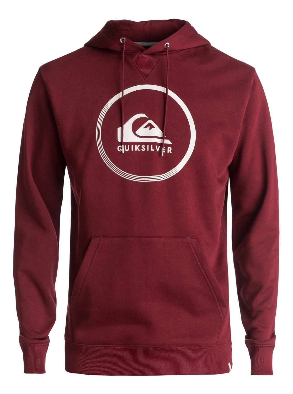 Big Logo - Sweat à capuche pour Homme - Quiksilver