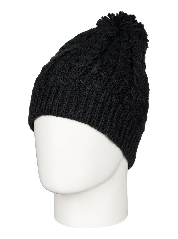 PlanterМужская шапка-beanie Planter из новой сноубордической коллекции Quiksilver. ХАРАКТЕРИСТИКИ: с помпоном, флисовая подкладка по краю. СОСТАВ: 100% акрил.<br>