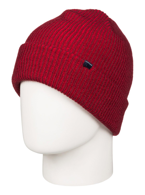 Шапка мужская с отворотом Preference шапка носок детская quiksilver preference black