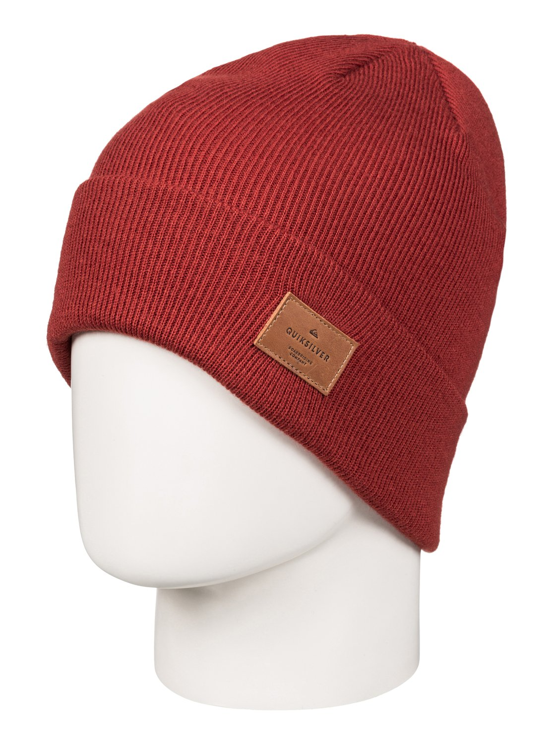 Шапка Brigade шапка quiksilver brigade beanie ketchup red