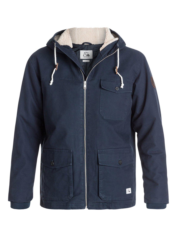quiksilver brooks jacket