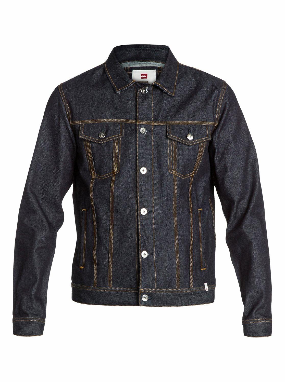 The Denim Jacket от Quiksilver RU