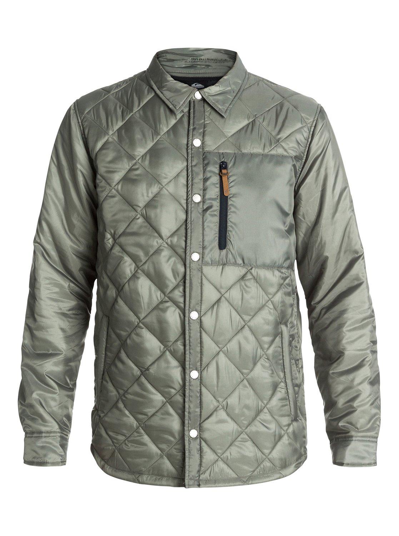 Quiksilver mens jacket - 0 Mileage Snow Jacket Eqyjk03095 Quiksilver