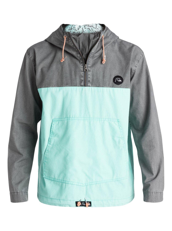 Quiksilver mens jacket - 0 Surf Jacket Windbreaker Eqyjk03169 Quiksilver